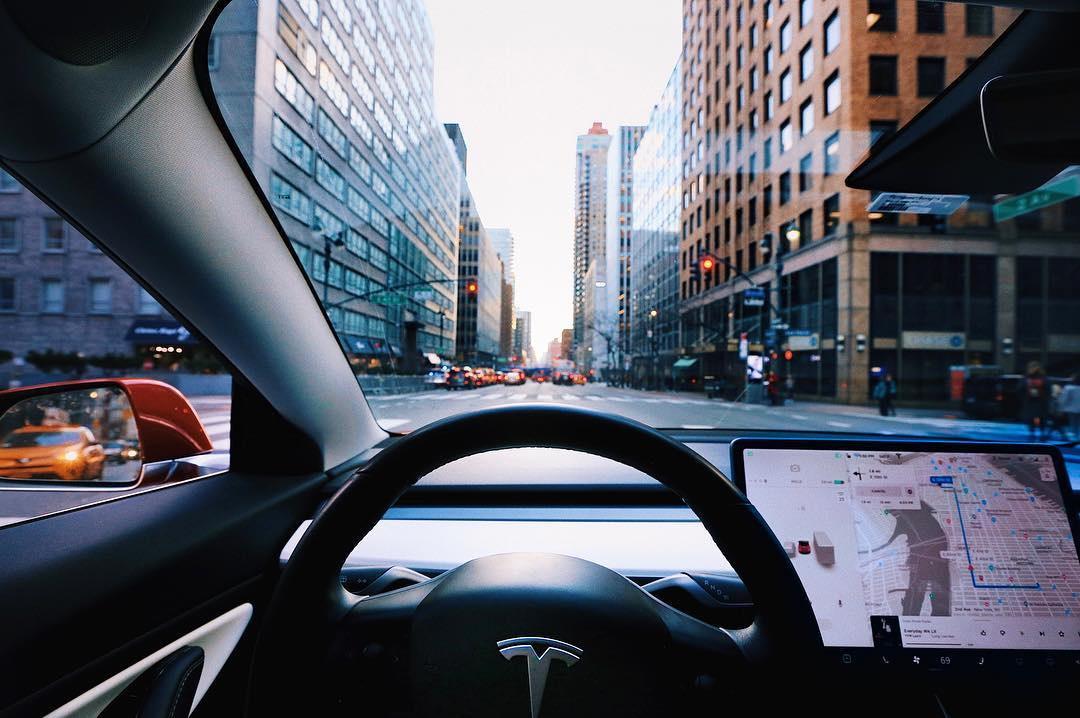 Фото: Teslamotors
