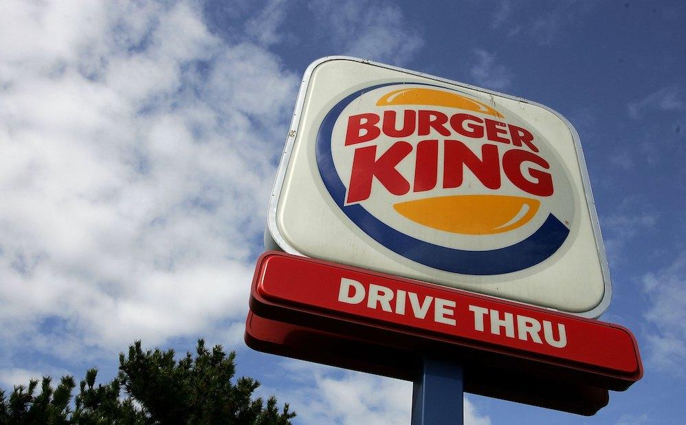Вартість бренду Burger King у торішньому рейтингу BrandZ досягла $6,56 млрд