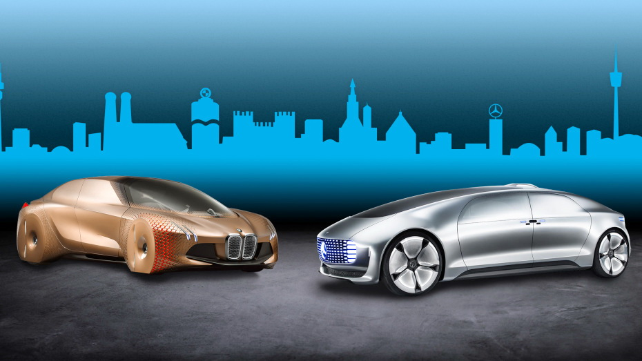 Фото: Daimler AG/Попередній проект моделей авто