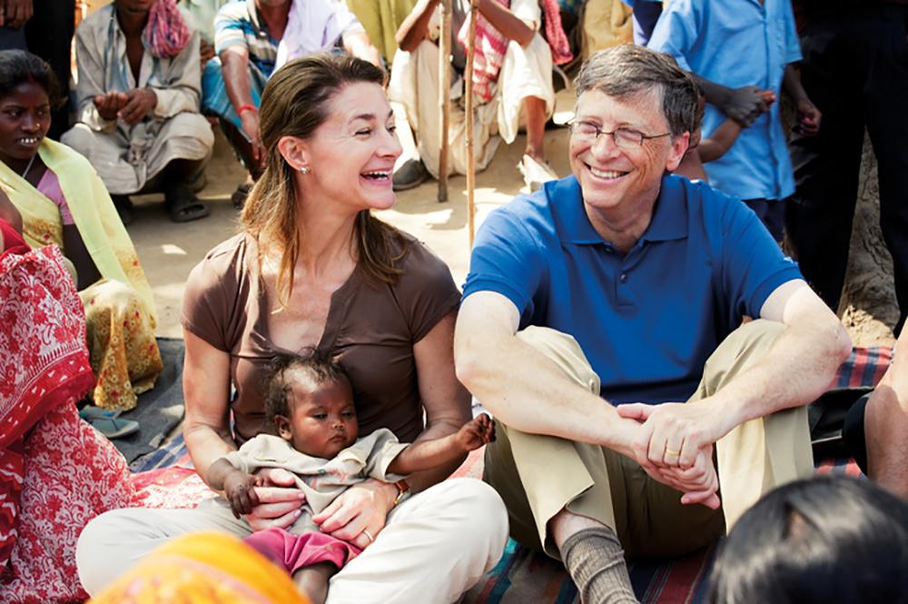 Разом з дружиною у благодійній місії
