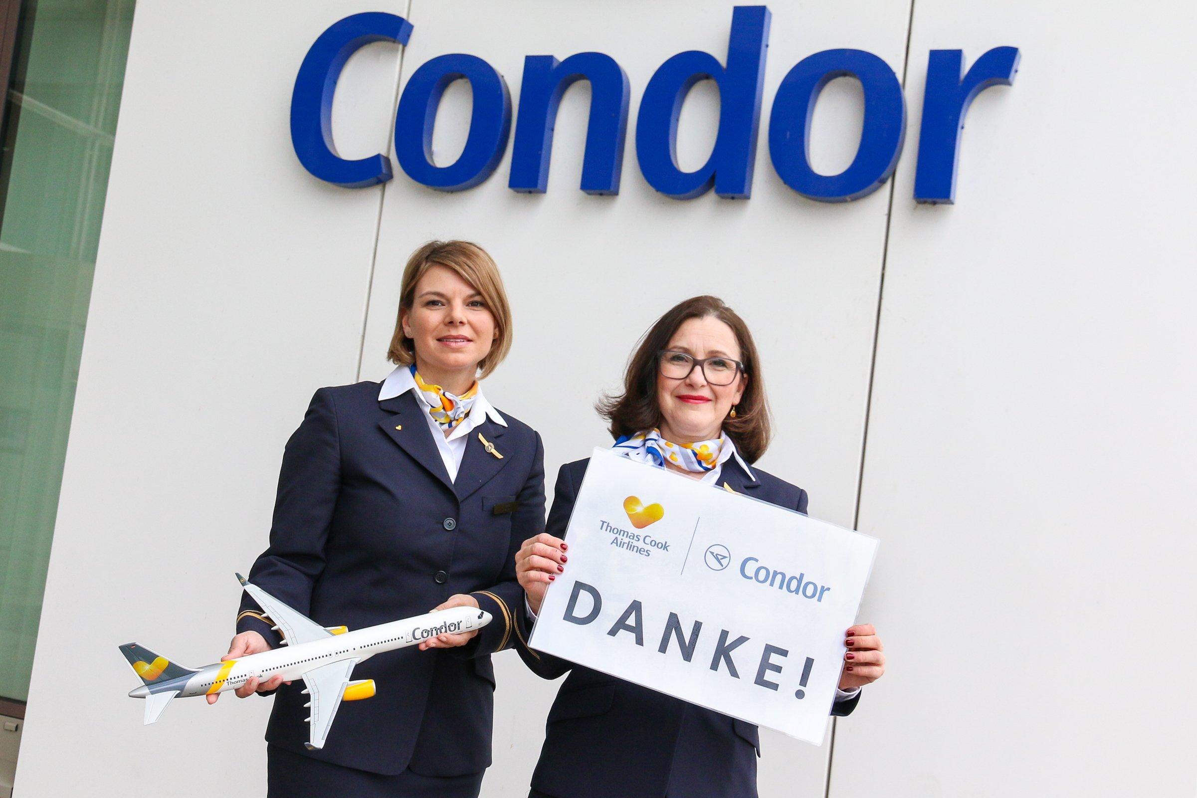 Фото: Condor Airlines