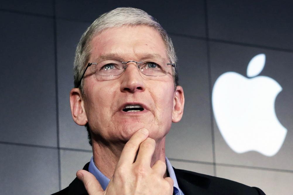 На фото: генеральний директор компанії Apple Тім Кук