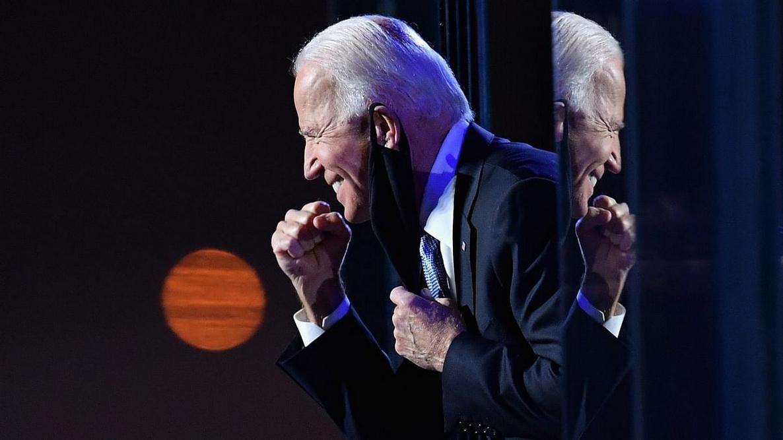 На фото: Джо Байден/Angela Weiss / AFP