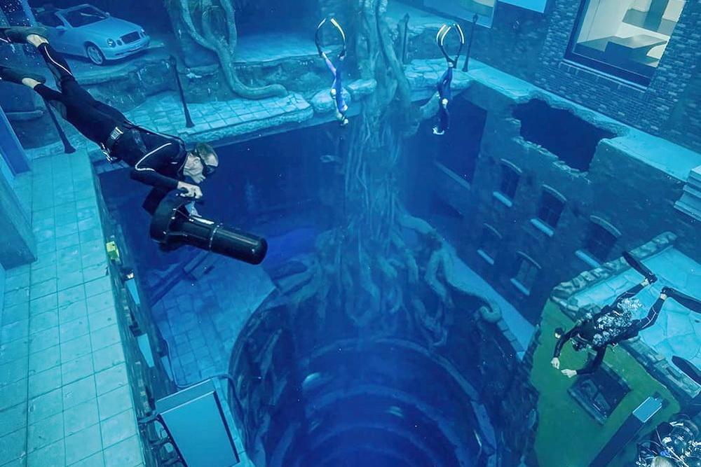 Фото: Deep Dive Dubai/Instagram