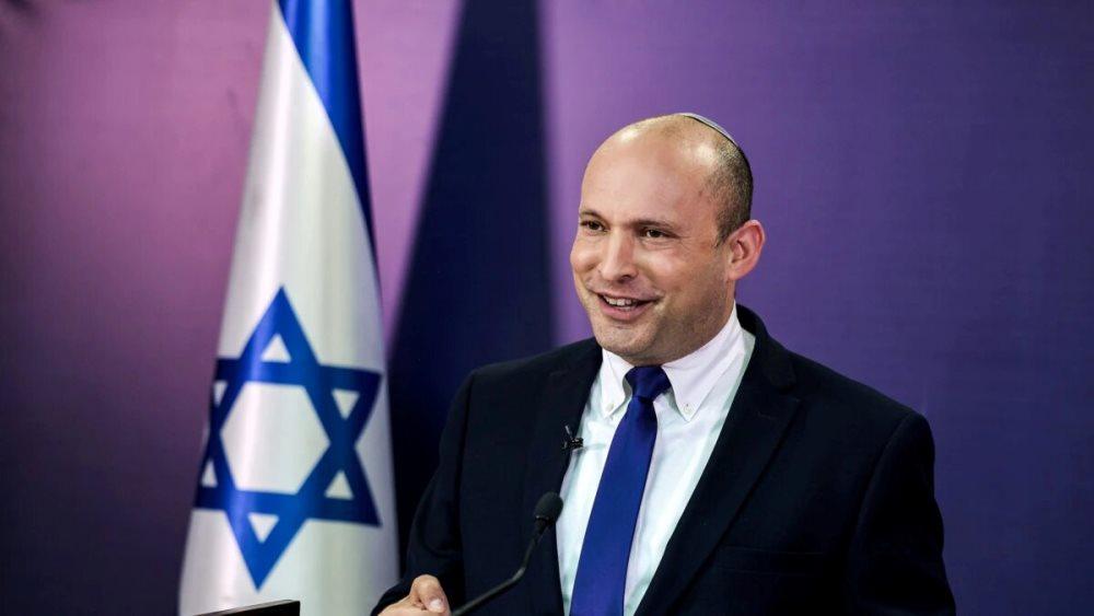 На фото: Прем'єр-міністр Ізраїлю Нафталі Беннет